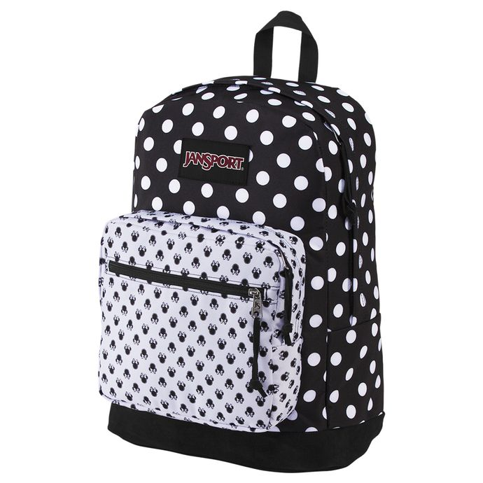 DISNEY-RIGHT-PACK-EXPRESSIONS-MINNIE-BLACK-POLKA-DOT
