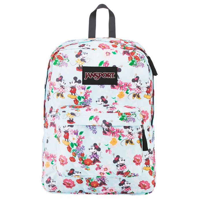 DISNEY-JANSPORT-SUPERBREAK-BLOOMING-MINNIE