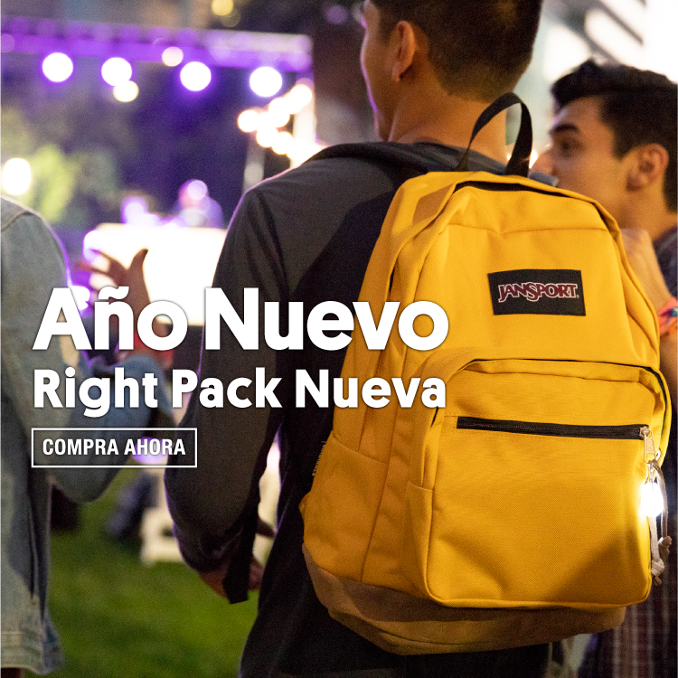Campaña Right Pack