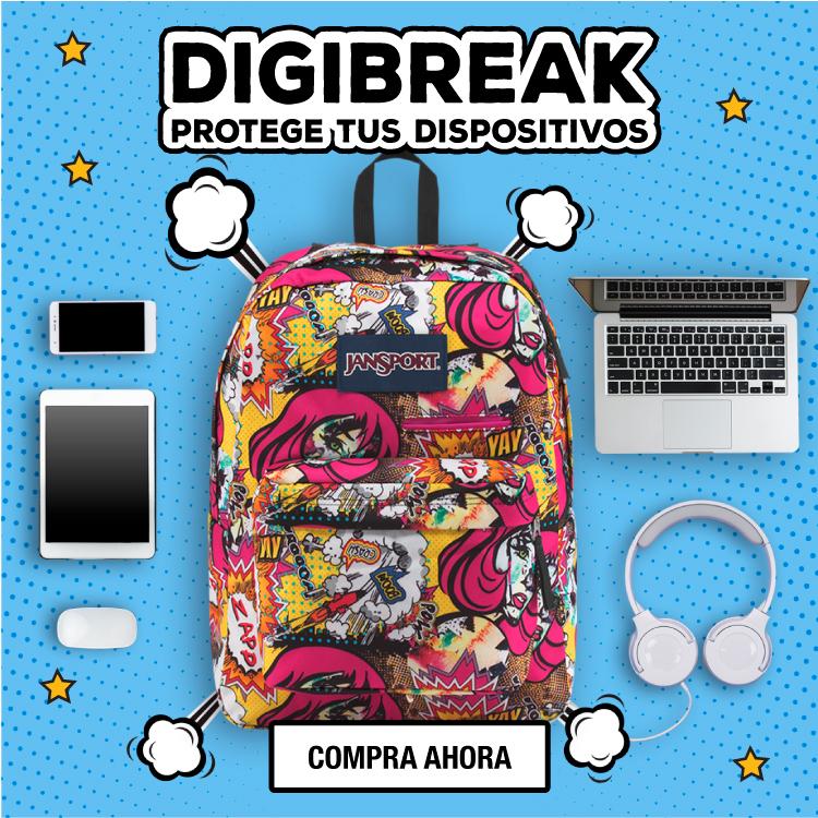Campaña Digibreak