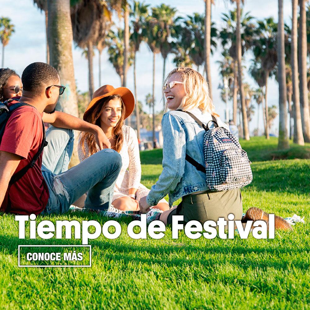 Tiempo de festival