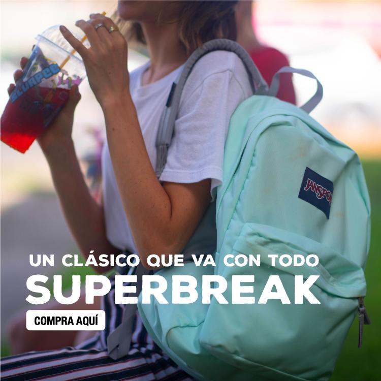 Campaña Superbreak