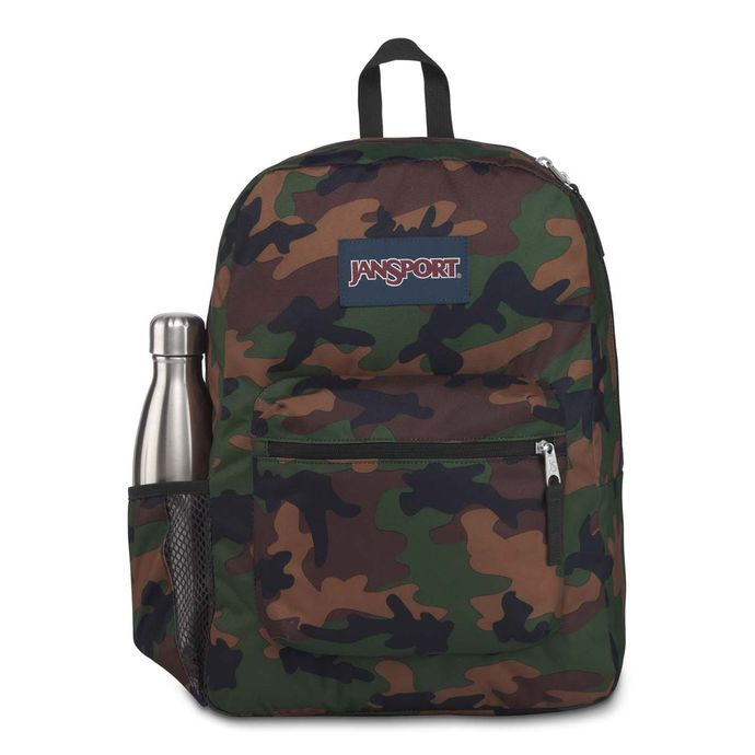 Morral-JanSport-Cross-Town-Camuflado