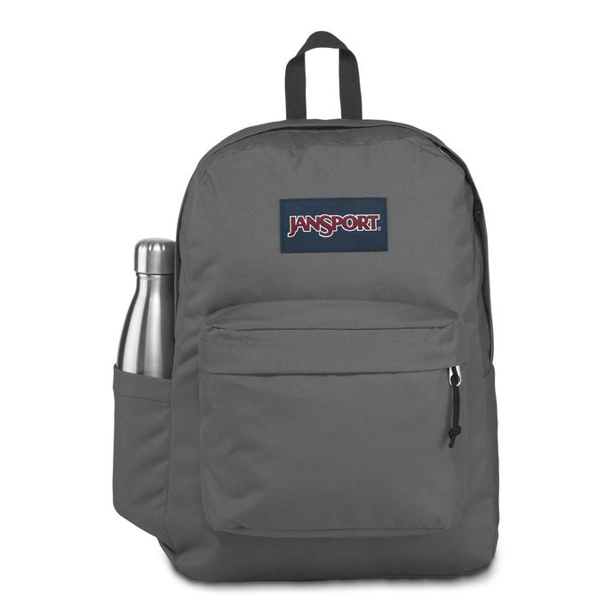 Morral-JanSport-SuperBreak-Gris