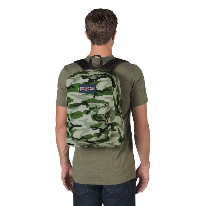 Morral-JanSport-SuperBreak-Camuflado