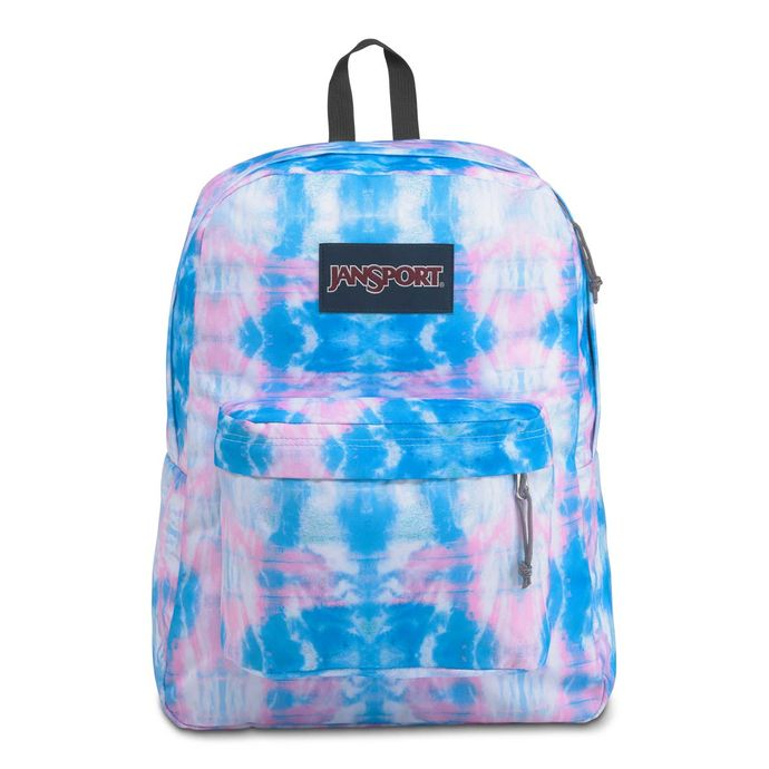 Morral-JanSport-SuperBreak-Azul-Tie