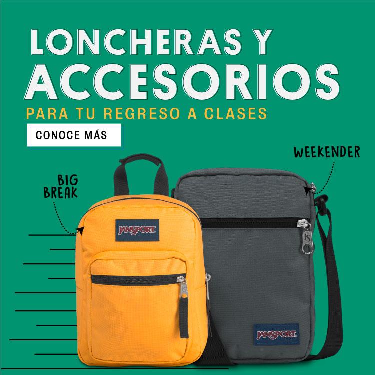 LONCHERAS Y ACC