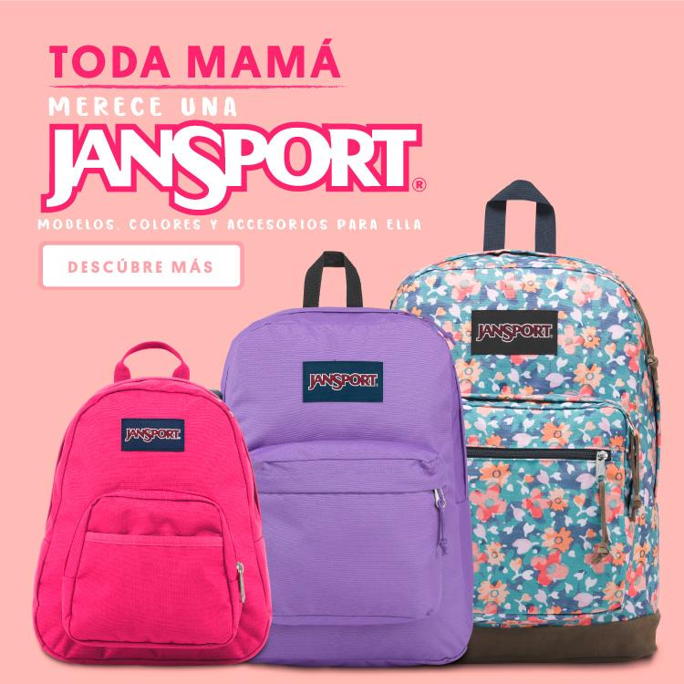 Madres Jansport