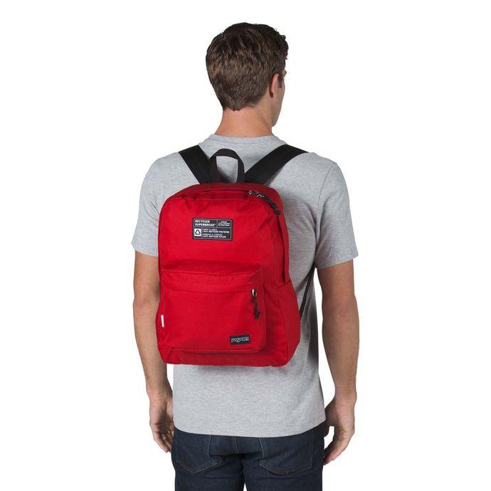 Morral-JanSport-Recycled-SuperBreak-Color-Rojo