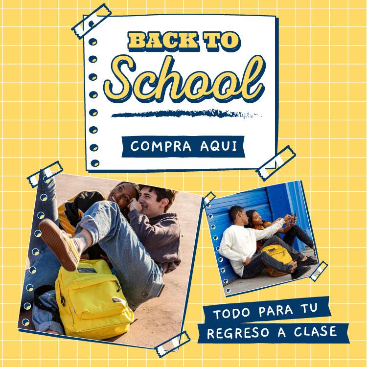 BACK TO SCHOOL AGOSTO