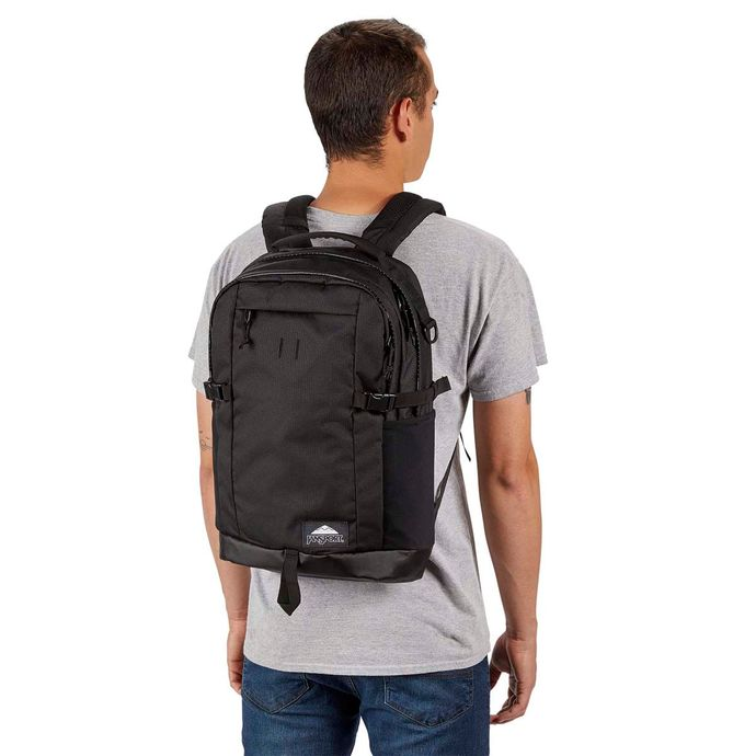 Morral-JanSport-Gnarly-Gnapsack-25-Outdoor-Negro